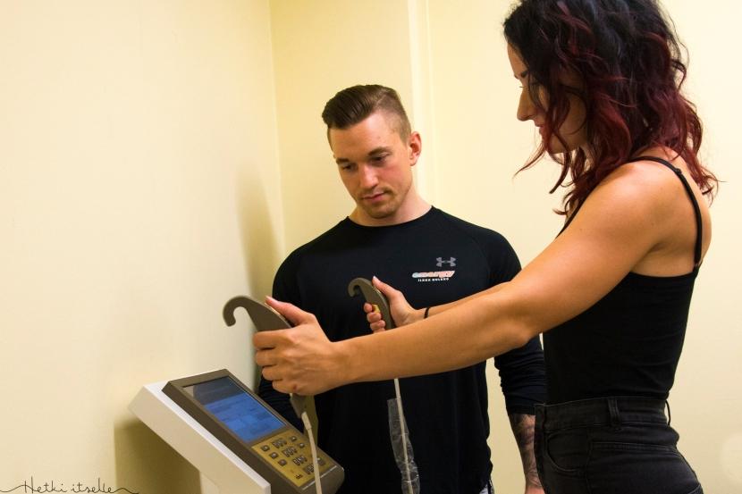 Fysioterapia ja Personal training. Olisiko näistä apuasinulle?